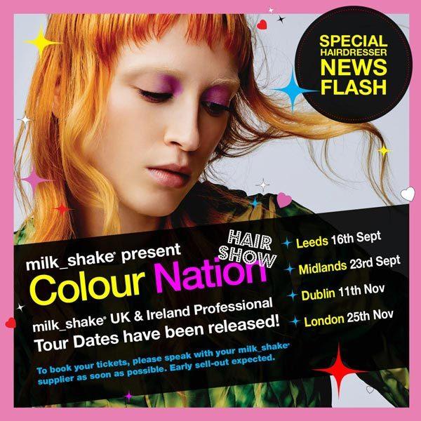 ms Colour Nation Hair Show