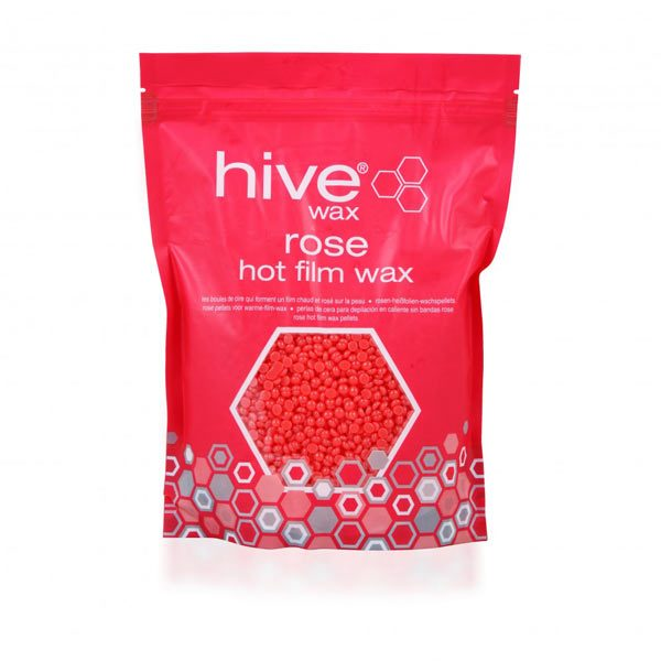 Hive Hot Film Wax Rose