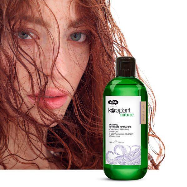 Keraplant Nature Nutri Repair Shampoo 1l