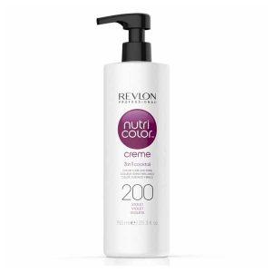 Revlon Nutri Color Creme 200 Violet 750ml
