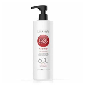 Revlon Nutri Color Creme 600 Fire Red 750ml