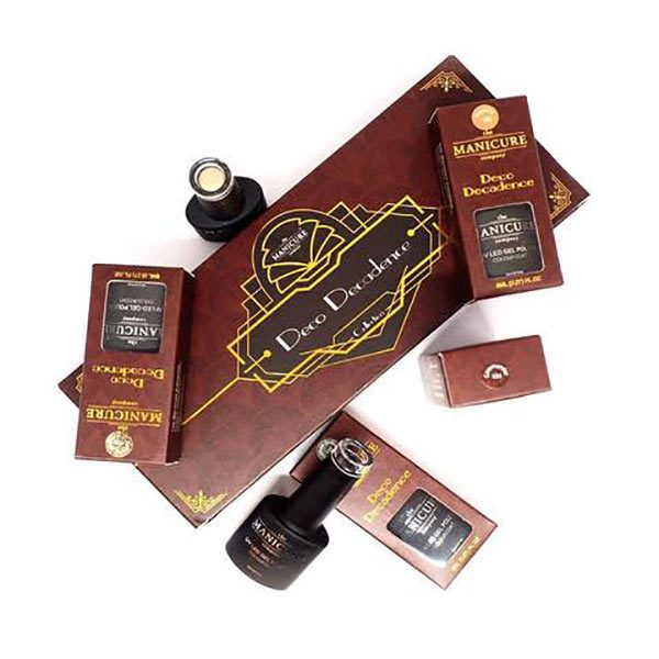 The Manicure Company Deco Decadence Collection