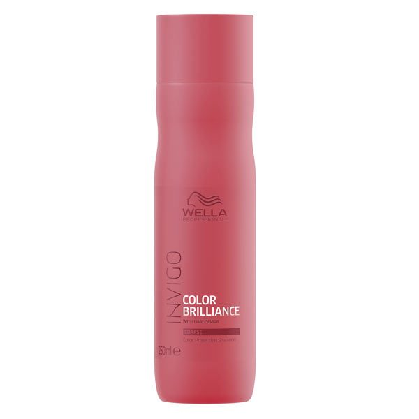 Wella Invigo Color Brilliance Shampoo Coarse 250ml