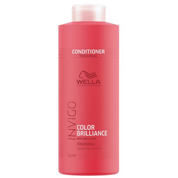 Wella Invigo Color Brilliance Shampoo Fine