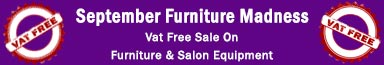 Furniture September VAT FREE