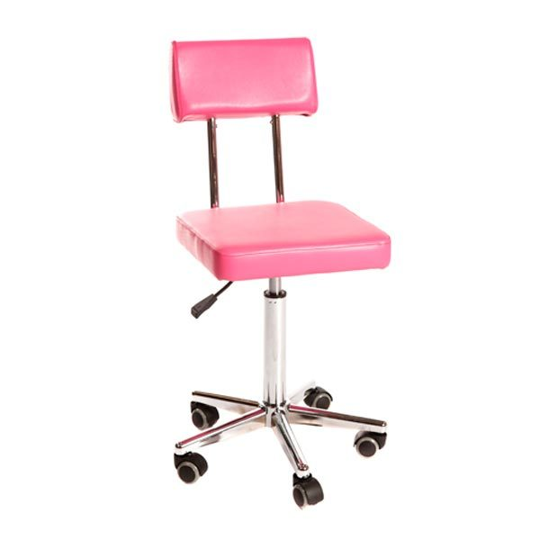 Crewe Orlando Reception Stool Pink