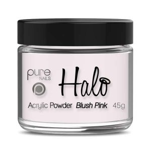 Halo Acrylic Powder Blush Pink 45g