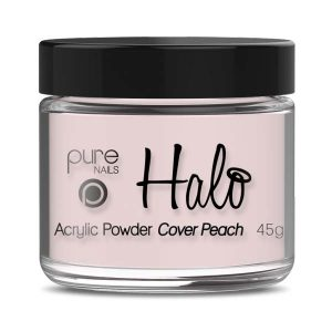 Halo Acrylic Powder Cover Peach 45g