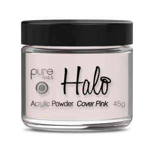 Halo Acrylic Powder Cover Pink 15g