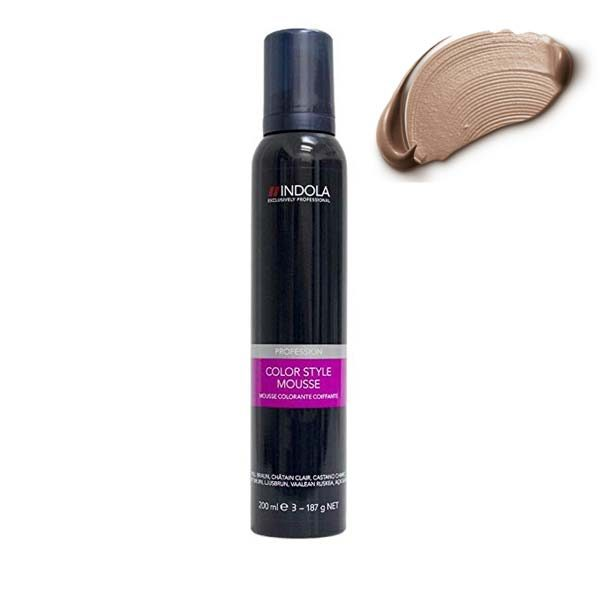 Indola Color Style Mousse Medium Blond