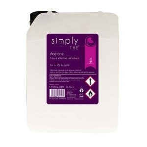 Simply the acetone 5l