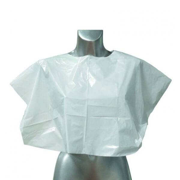 Agenda Disposable Shoulder Capes Clear