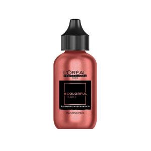 Loreal #ColorfulHair Flash Pro Hair Make Up Dancing Pink