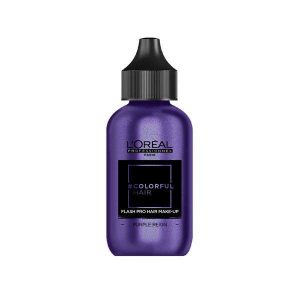 Loreal #ColorfullHair Flash Pro Hair Make Up Purple Reign
