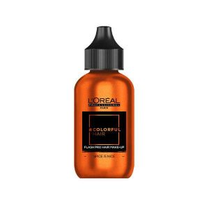 Loreal #ColorfulHair Flash Pro Hair Make Up Spice is Nice