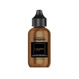 Loreal #ColorfulHair Flash Pro Hair Make Up Uptown Brown