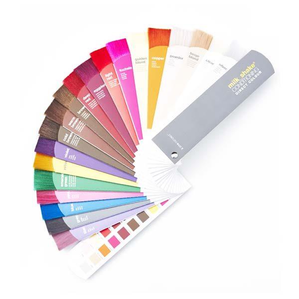Milk shake direct colour shades chart