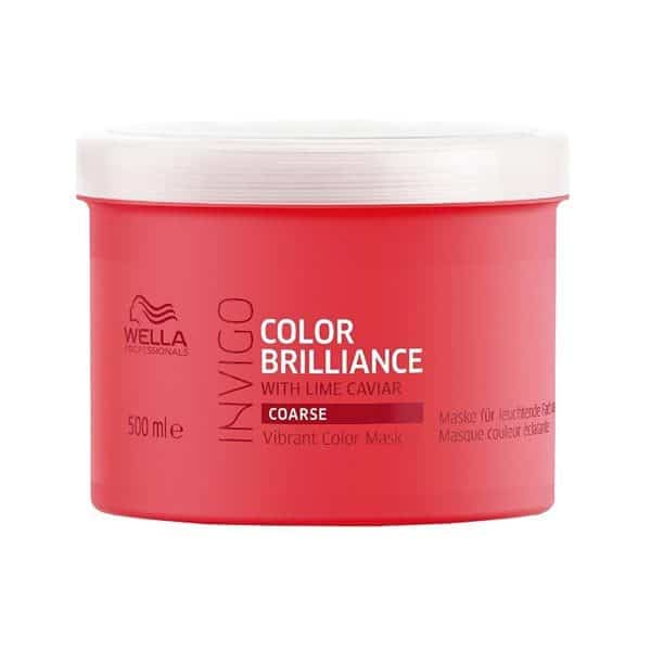Wella Invigo Color Brilliance Hair Mask Coarse 500ml