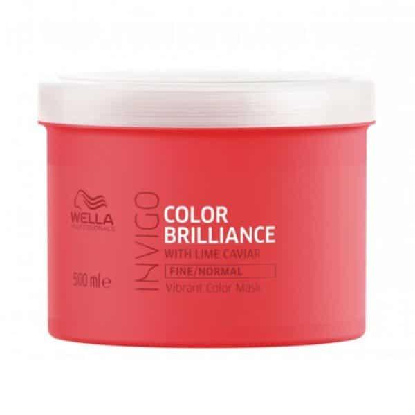 Wella Invigo Color Brilliance Hair Mask Fine 500ml