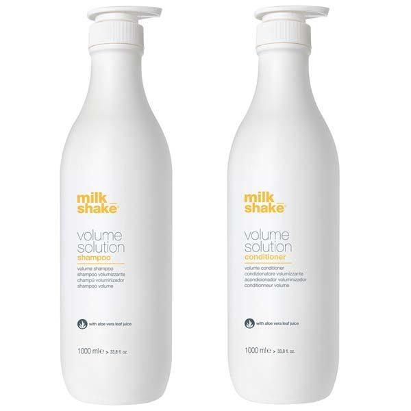 milk shake volume solution 1000 ml set