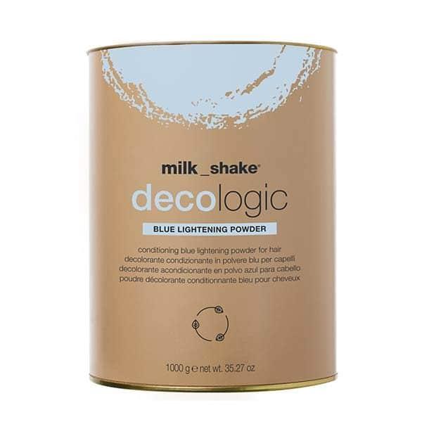 milk shake decologic blue lightening powder 1000g