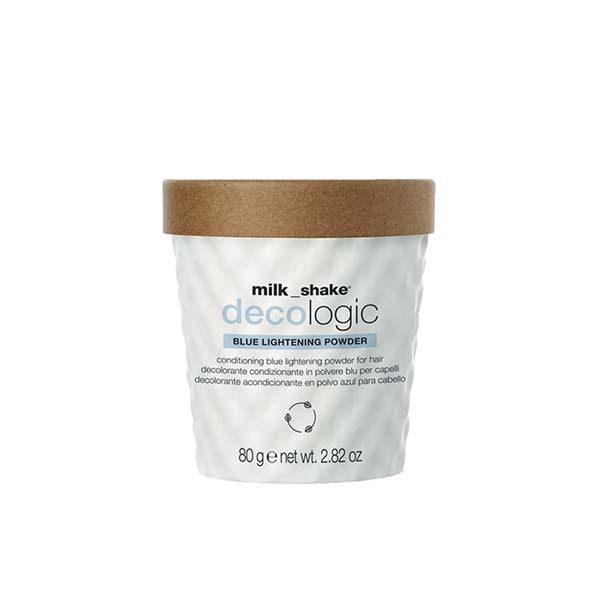 milk shake decologic blue lightening powder 80g