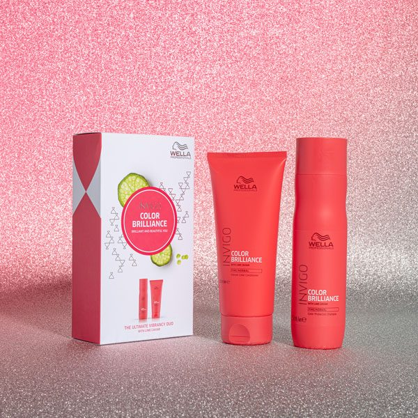 Wella Invigo Color Brilliance Set