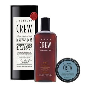 american crew fiber ultimate duo kit