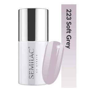 UV Hybrid Semilac Business Line 223 Soft Grey