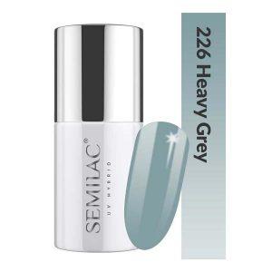 UV Hybrid Semilac Business Line 226 Heavy Grey