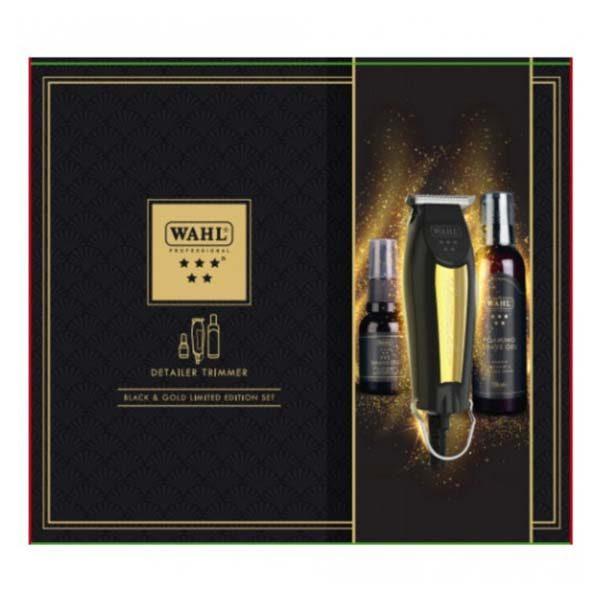 Wahl Detailer Black & Gold Limited Edition Gift Set 2