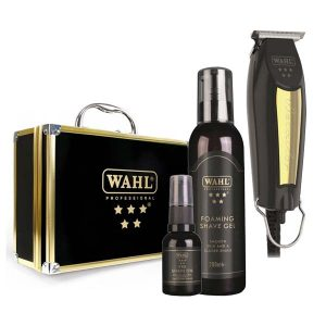 Wahl Detailer Black & Gold Limited Edition Gift Set Boxed