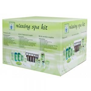 Clean+Easy Waxing Spa Kit