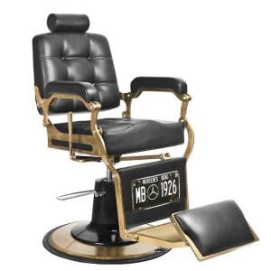 Mercedes Barber chair