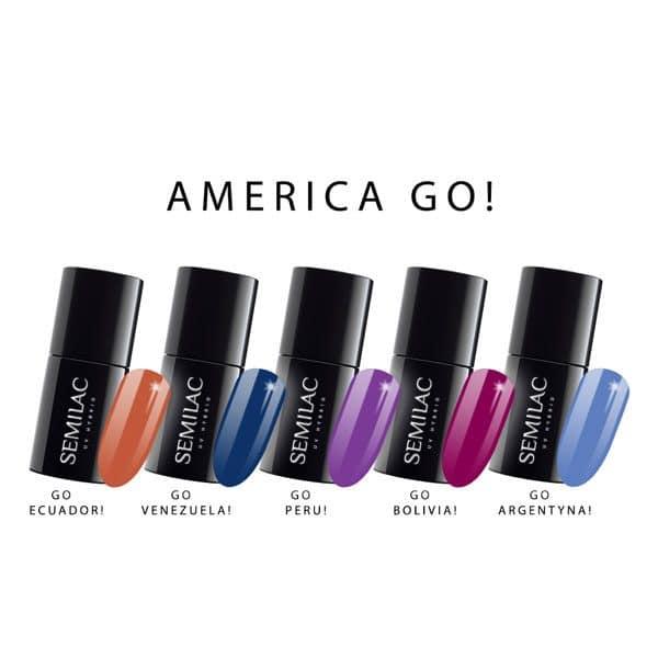 UV Hybrid Semilac America Go range
