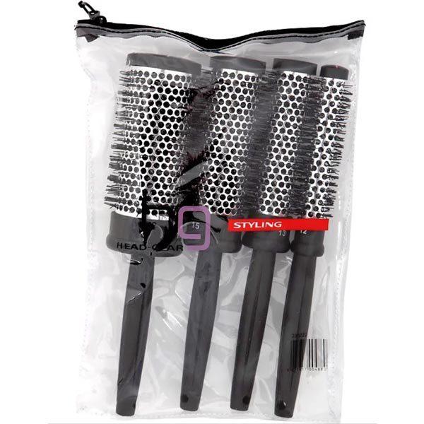 Head Gear Styling Brush Set