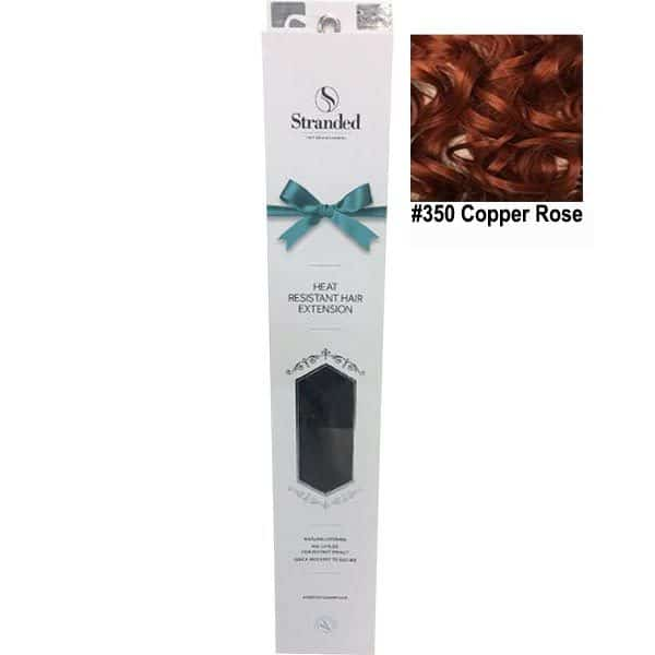 Stranded Hair Extension No50 Copper Rose
