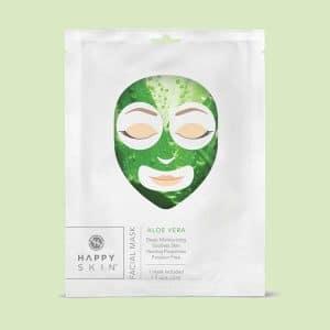 Happy Skin Facial Mask Aloe Vera