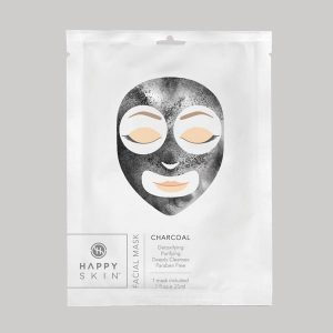 Happy Skin Facial Mask Charcoal