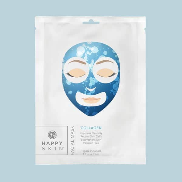 Happy Skin Facial Mask Collagen