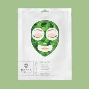 Happy Skin Facial Mask Green Tea