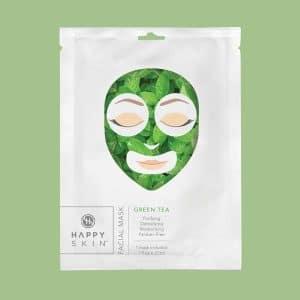 Happy Skin Facial Mask Green Tea