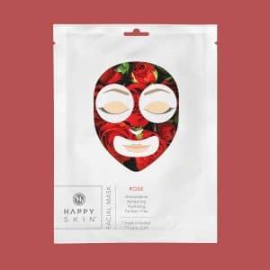 Happy Skin Facial Mask Rose