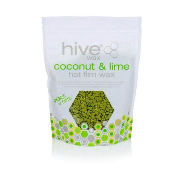 Hive Hot Film Wax Pellets Coconut & Lime