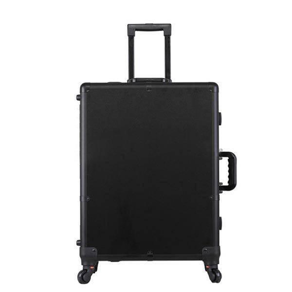 THBC Mobile Makeup Station case black