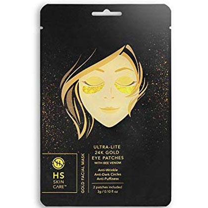 Happy Skin 24K Gold Eye Mask tumb