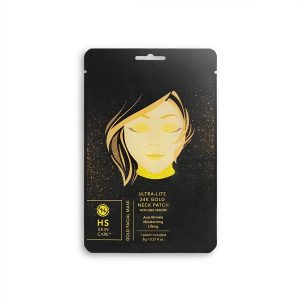 Happy Skin 24K Gold Neck Mask