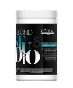 L'Oreal Professionnel Blond Studio Multi Techniques Lightening Powder