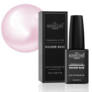 The Manicure Company Builder Base Bright Pink