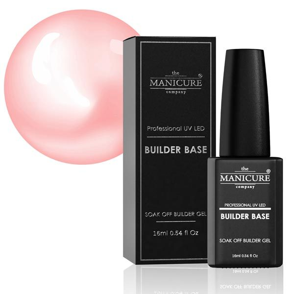 The Manicure Company Builder Base Pink Masque